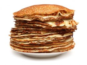 Shrove Tuesday Pancakes with Celtic Midday Prayer