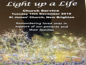 Light up a Life with St John's Hospice