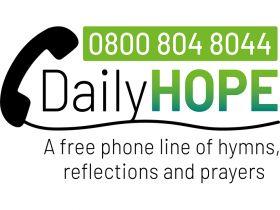 Daily Hope phoneline