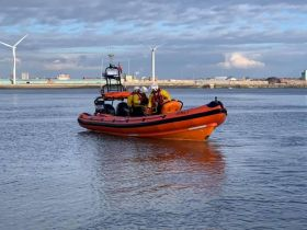 Annual Lifeboat Service
