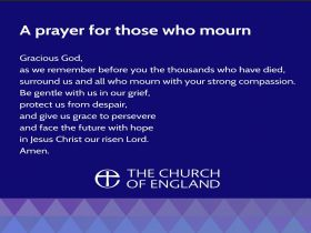 A Prayer for Those who have Died
