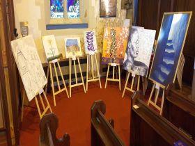 Art in St James'
