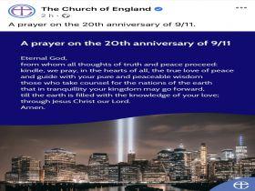 A Prayer for 9/11
