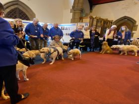 Guide Dogs exhibition