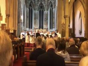 Choral Evensong returns